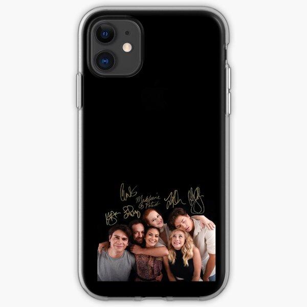 Riverdale Cast Autographs iPhone Soft Case