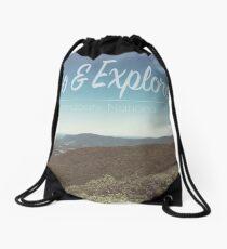 Explore Shenandoah Drawstring Bag