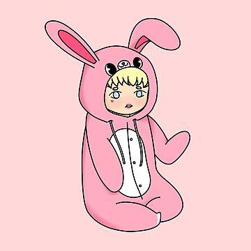 Wonho | Buff Bunny de cyberlatte