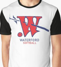 Waterford Softball Team Graphic T-Shirt