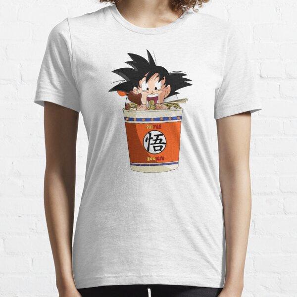 Saiyan Noodles 2 Essential T-Shirt