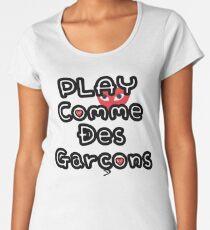 Commes Des Garcon Women's Premium T-Shirt
