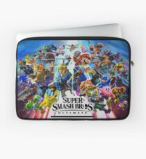 Super Smash Bros. Ultimate Characters Laptop Sleeve