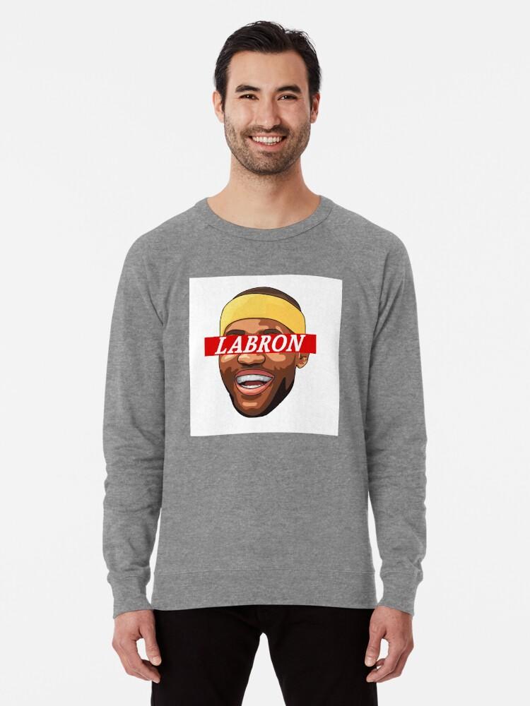 ec36d44533b LeBron James Lakers LaBron Supreme