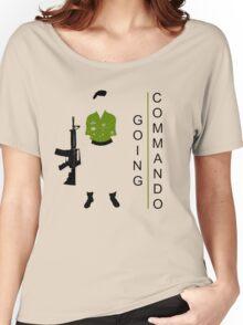 GOing COMmando Women's Relaxed Fit T-Shirt