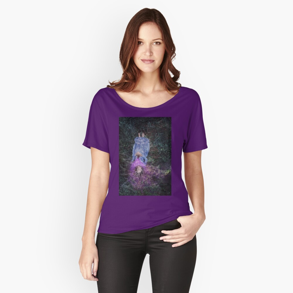 A Poisoned Sleep Of Kissless Dreams Relaxed Fit T-Shirt