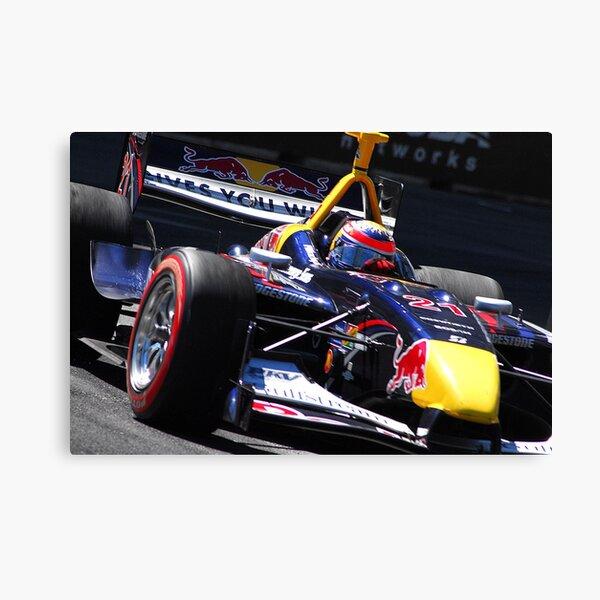 Open Wheel Racing Canvas Print