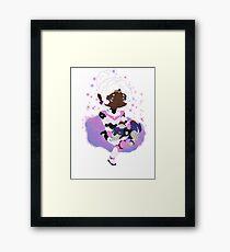 Chibi Paladins- Allura Framed Print