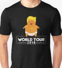 Baby Trump World Tour T-Shirt Unisex T-Shirt
