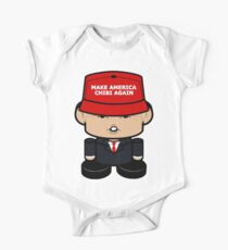 Don T Politico'bot Toy Robot 3.0 Short Sleeve Baby One-Piece