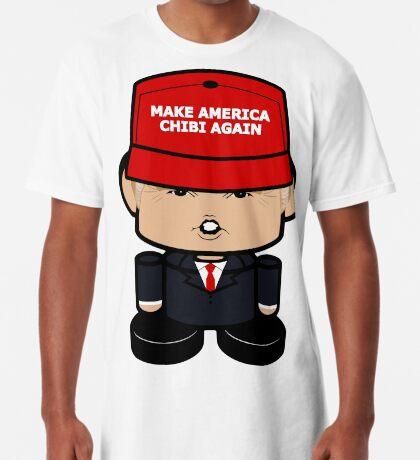 Don T Politico'bot Toy Robot 3.0 Long T-Shirt