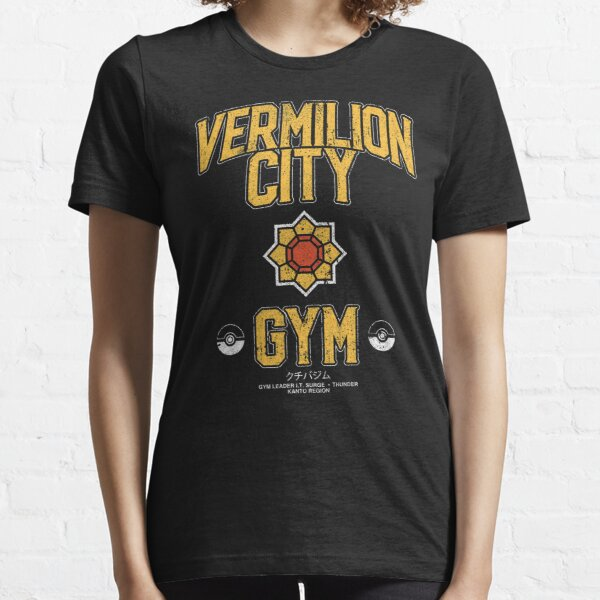 Vermilion City Gym Essential T-Shirt