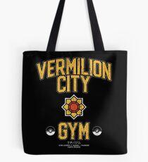 Vermilion City Gym Tote Bag