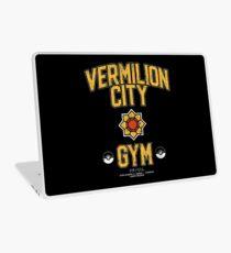 Vermilion City Gym Laptop Skin