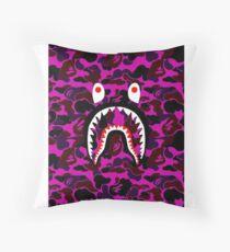 camo purple Floor Pillow