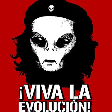 Alien Che Evolution by BluePlanet