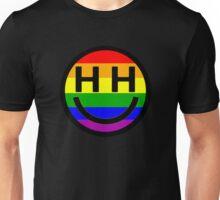 Happy Hippie Foundation Logo [Rainbow] Unisex T-Shirt