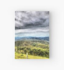 lonely tree Hardcover Journal
