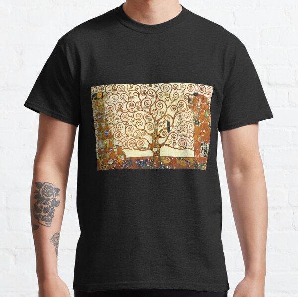 HD The Tree of Life, 1905 de Gustav Klimt - ALTA DEFINICIÓN Camiseta clásica