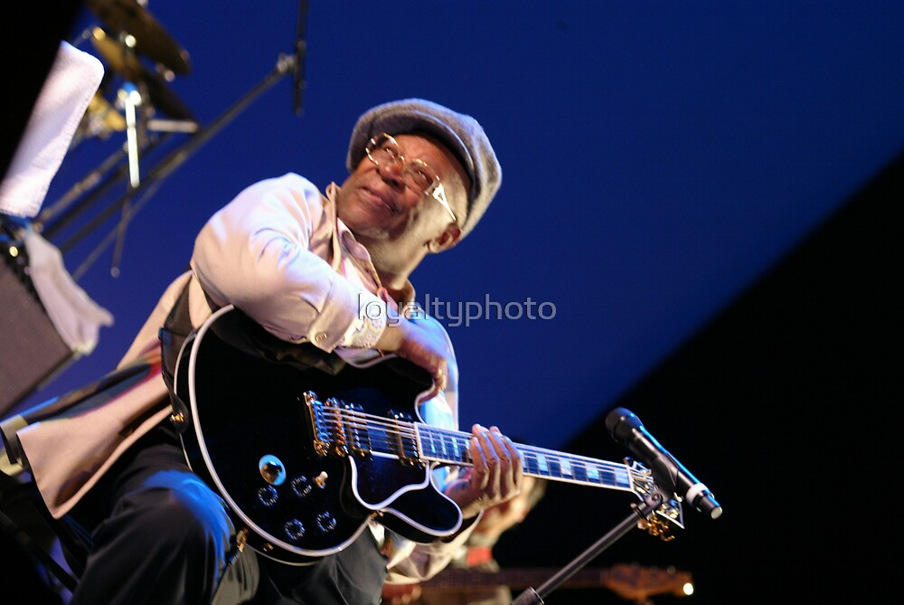 THE KING OF JAZZ by loyaltyphoto