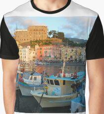 Sorrento Marina Grande Graphic T-Shirt