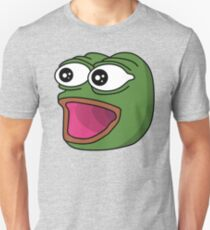 POGGERS Emote Unisex T-Shirt