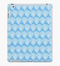Blue drops-3 iPad Case/Skin
