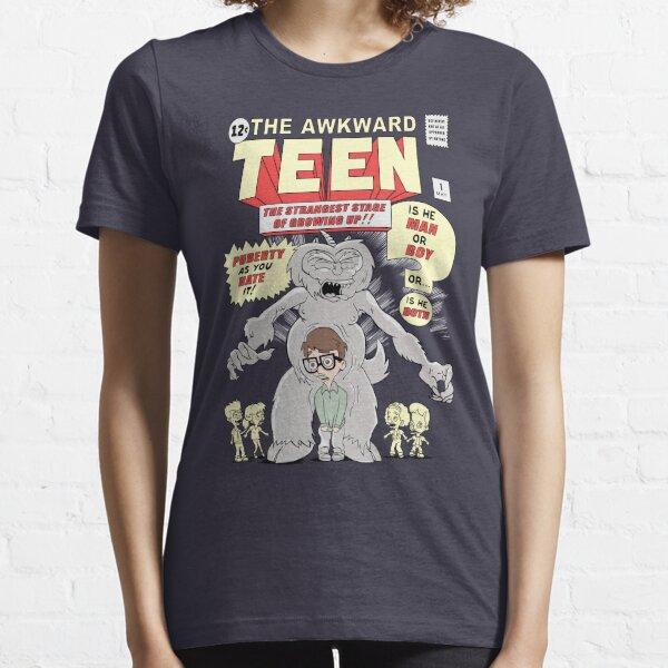 The Big Mouth Awkward Teen Essential T-Shirt