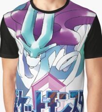 Pocket Monsters: Crystal Graphic T-Shirt