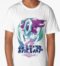 Pocket Monsters: Crystal Long T-Shirt