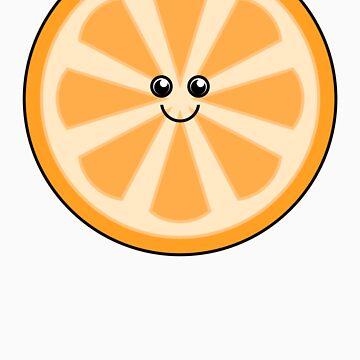 Cute Orange by Hunniebee