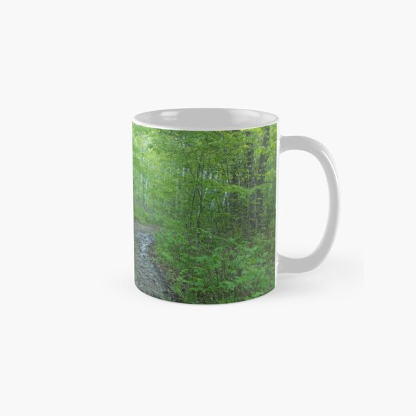 The Road Less Travelled Classic Mug