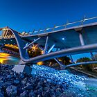George C. King Bridge by MichaelJP