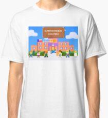 SuperNintendo Chalmers Classic T-Shirt