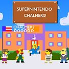 SuperNintendo Chalmers by Burn1Em