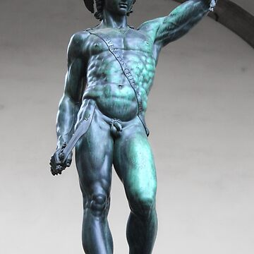Perseus Statue in Florence Italy by GregorDyer