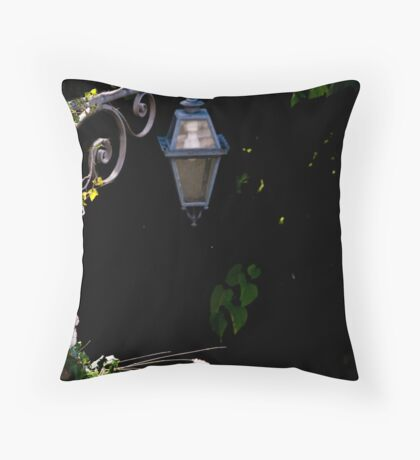 The Grass Throw Pillow