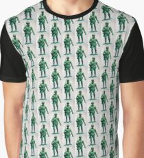 Toy Soldier  Graphic T-Shirt