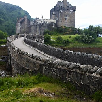 Scotland Eilean Donan Castle by GregorDyer
