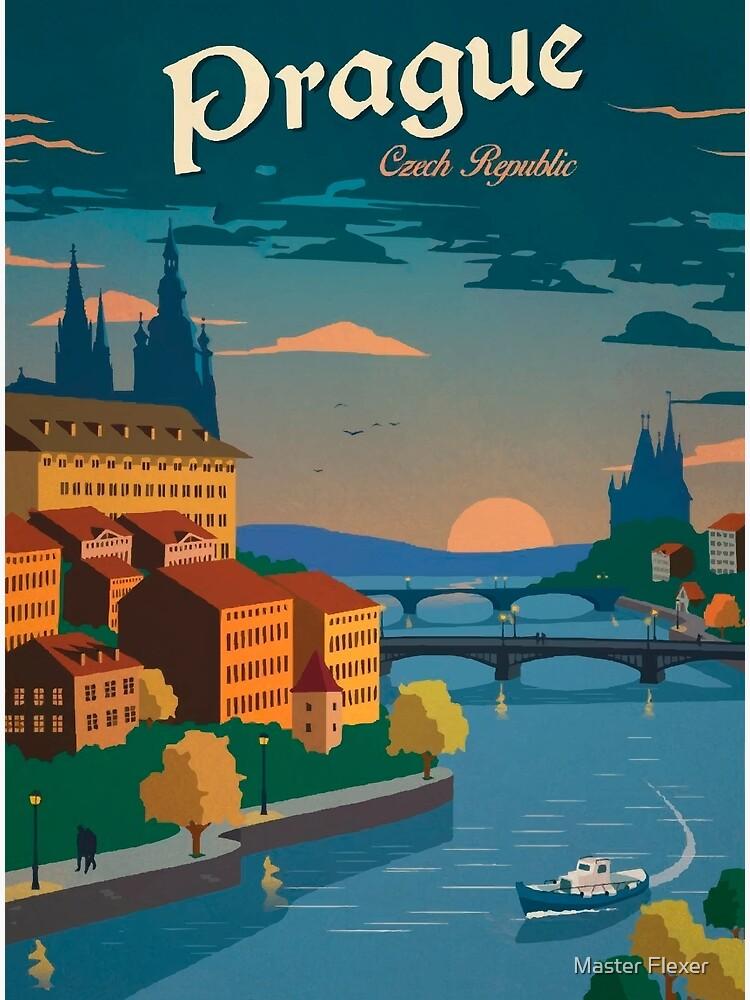 Czech Prague by aafon4enko