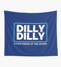 Dilly Dilly Large Wall Tapestry