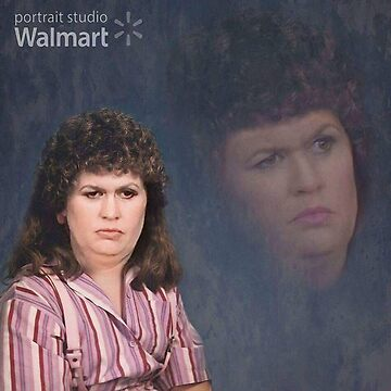 Sarah Huckabee Sanders Official Walmart Portrait  by michaelroman