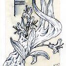 Reflections on the Oak by Haunting Beauty Art by hauntingbeauty