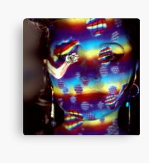 rainbow daze Canvas Print