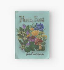 Botanical field journal Hardcover Journal