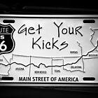 Get Your Kicks by Thaddeus Zajdowicz