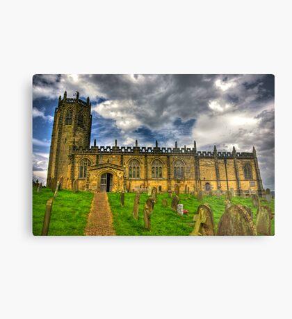 St Michael's Church - Coxwold,North Yorkshire Metal Print