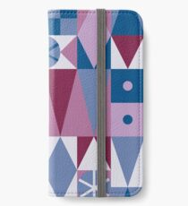 Mary Blair Carpet iPhone Wallet/Case/Skin
