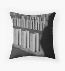 Lest we forget... Throw Pillow