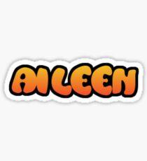 Aileen T-Shirt Sticker